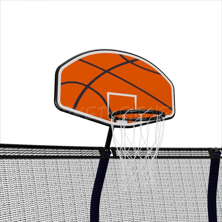 Баскетбольный щит с кольцом для батута UNIX line SUPREME
