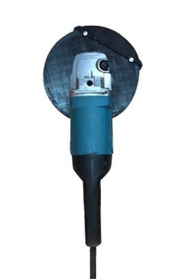 Кожух пылеотводящий для УШМ Makita 230mm AVA 230M-1PRO