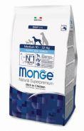 Monge Dog Medium корм для щенков средних пород 12 кг