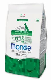 Monge Dog Maxi корм для взрослых собак крупных пород 12 кг