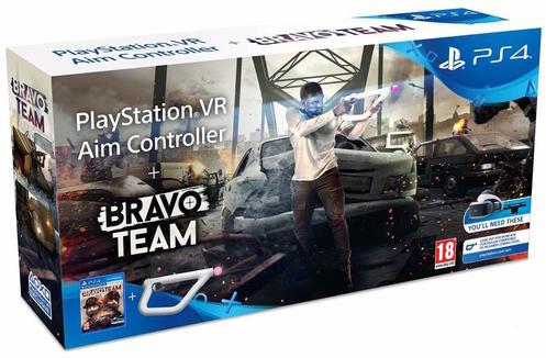 Игра Bravo Team + Aim Controller (только для PS VR) (PS4, русская версия)