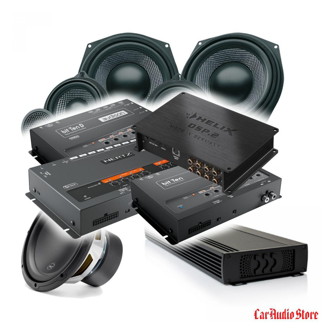 HIFI Kit DSP MTX 2 (MOREL)