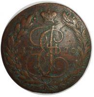 5 копеек 1770 года # 1