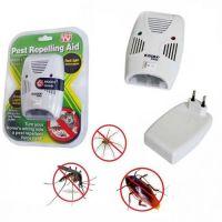 Ультразвуковой отпугиватель насекомых и грызунов Pest Repelling Aid