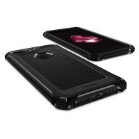 Чехол Spigen Rugget Armor Extra для iPhone 7 Plus черный