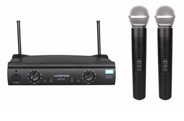 OPUS UHF-302HH Радиосистема 2 микрофона