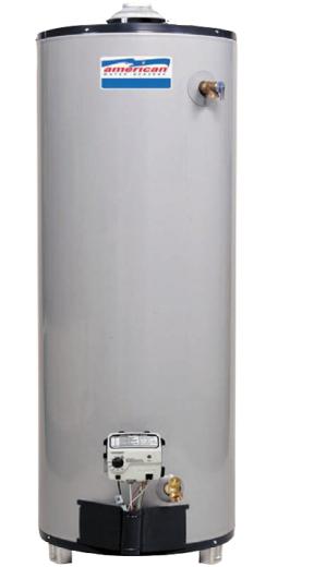 Газовый накопительный водонагреватель MOR-FLO GX61-50T40-3NV