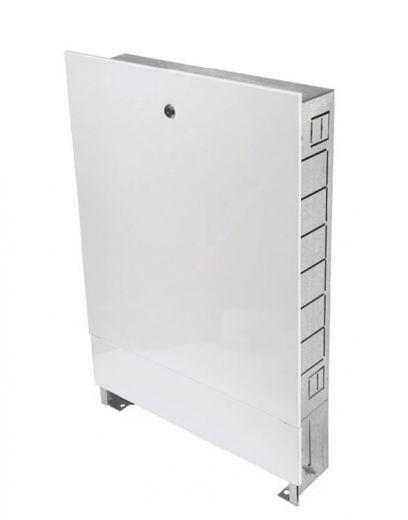 Грота Шкаф распределительный встроенный 670х125х594 (6-7 выходов)