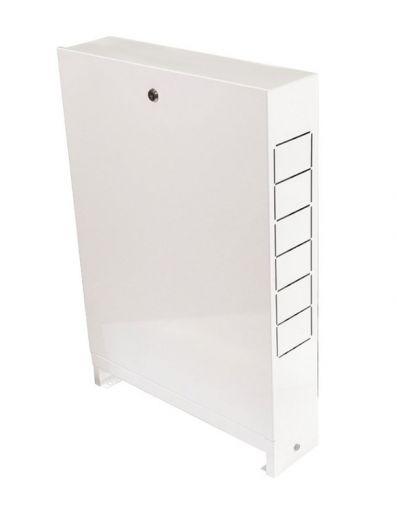 Грота Шкаф распределительный встроенный 670х125х894 (11-12 выходов)