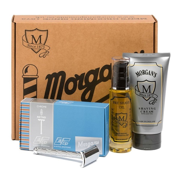 Набор Morgan's Pomade для бритья