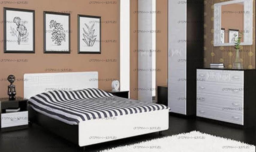 Спальня Афина, модульная