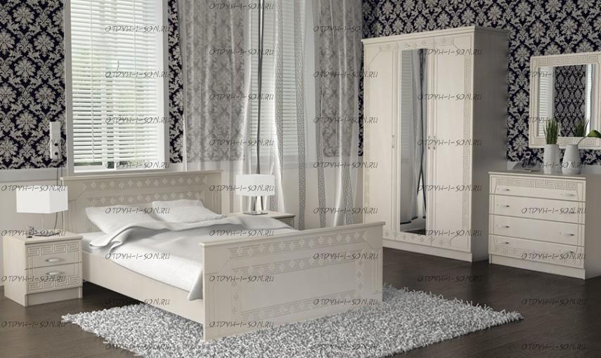 Спальня Афина-1, модульная