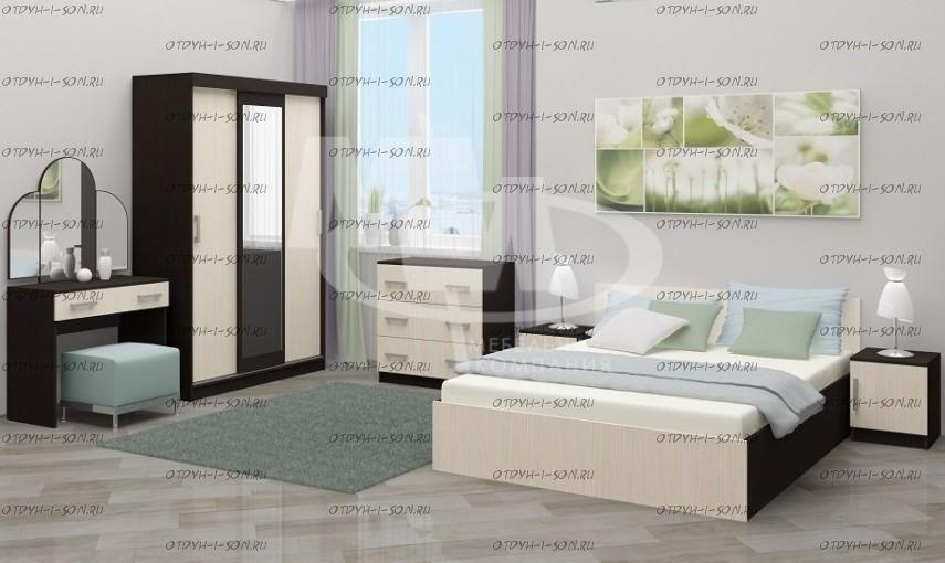 Спальня Бася (композиция 2)