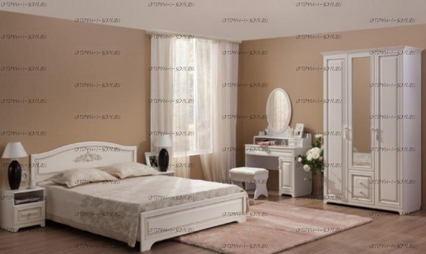 Модульная спальня Белла (композиция 2)