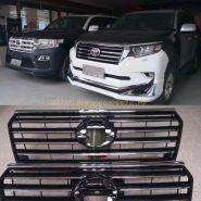 Решетка радиатора (Тип 1) для Toyota Land Cruiser Prado 150 2017 -