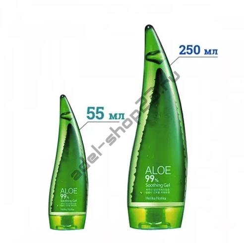 "Holika Holika - Гель для лица и тела ""Aloe 99% Soothing Gel"" 250ml"
