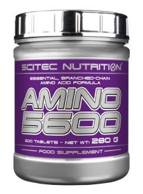 Amino 5600 от Scitec Nutrition 200 таб