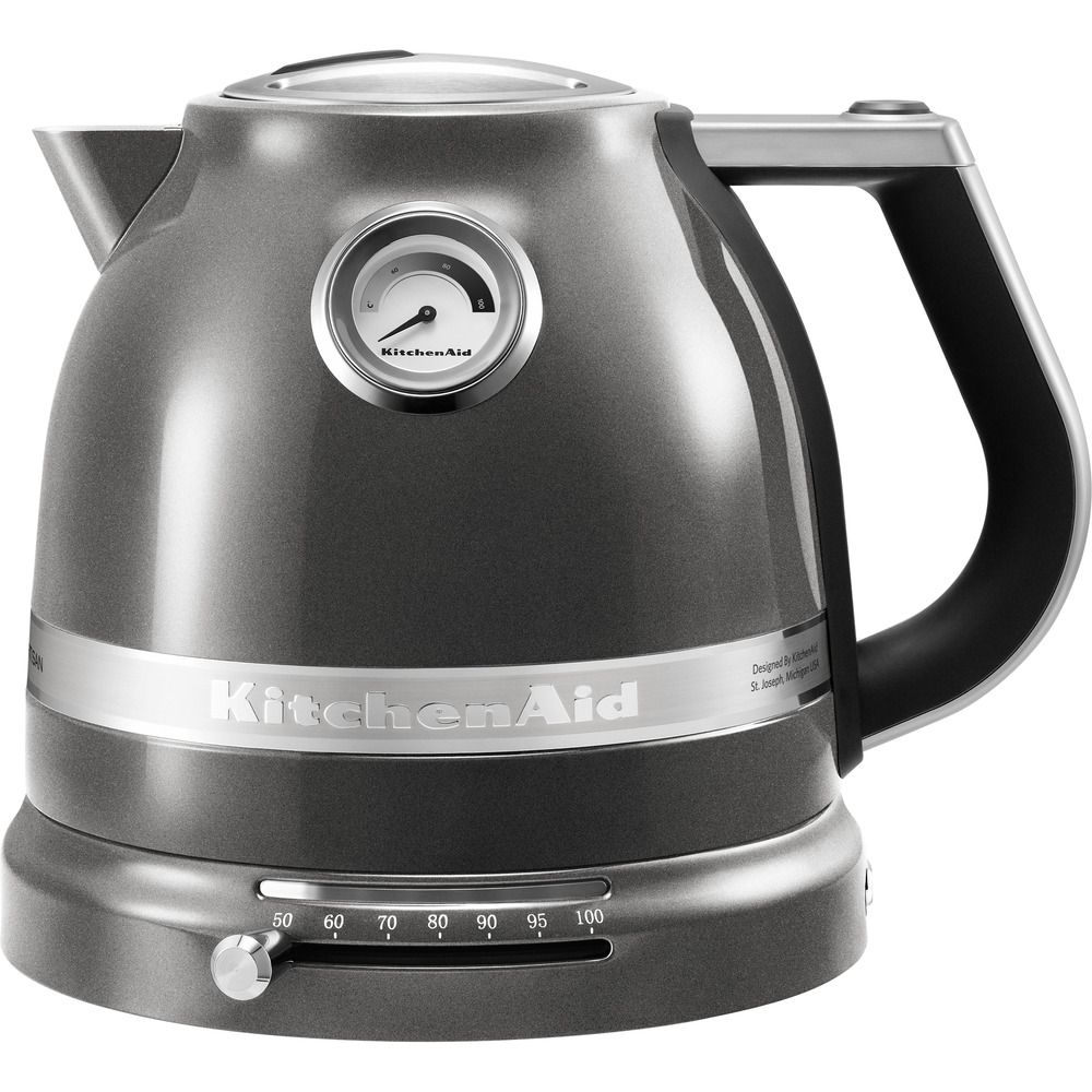 Чайник KitchenAid 5KEK1522 Cеребряный медальон