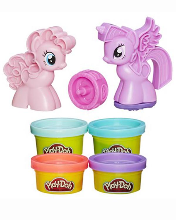 Набор для лепки из пластилина Play-Doh Пони: Знаки Отличия
