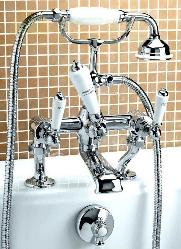 Смеситель для ванны и душа Devon&Devon Dandy marf40b ФОТО