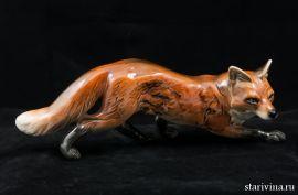 Крадущаяся лиса, Goebel, Германия