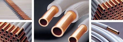 Труба медная WICU отожженная в оболочке PVC 12*1.0