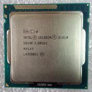 Процессор Intel Celeron G1610 - lga1155, 22 нм, 2 ядра/2 потока, 2.6 GHz [2499]