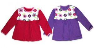 Блузка для девочки 3709 Радуга-дети