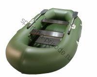 Лодка «Дельфин 2+» трехместный