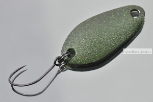 Блесна колеблющаяся Silver Bream MS Buggy 3,6гр/ цвет 701