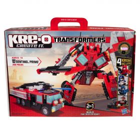KRE-O Transformers, Сентинел Прайм