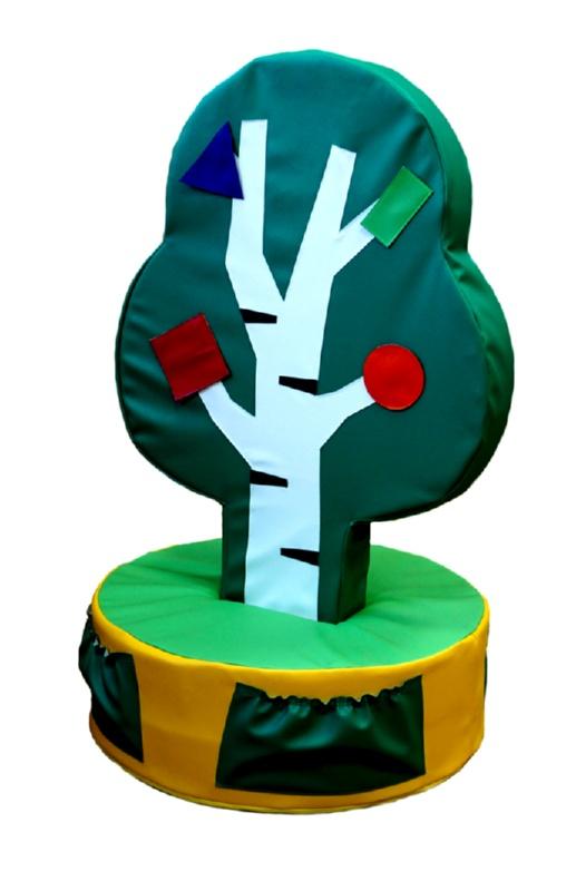 """Дидактическое дерево """"Березка"""""""