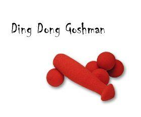 Поролоновый Динг Донг - Ding Dong Goshman
