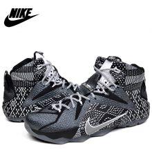Баскетбольные кроссовки Nike Lebron 12 BHM
