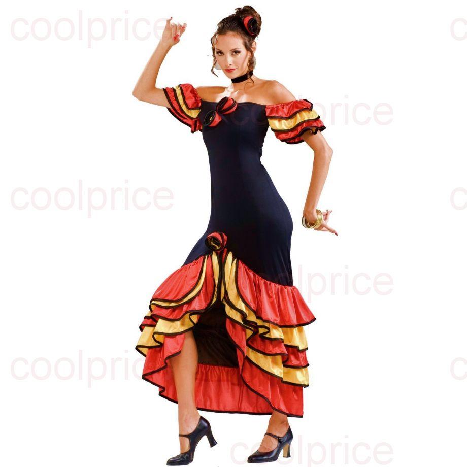 Костюм Румба (испанки, мексиканки)