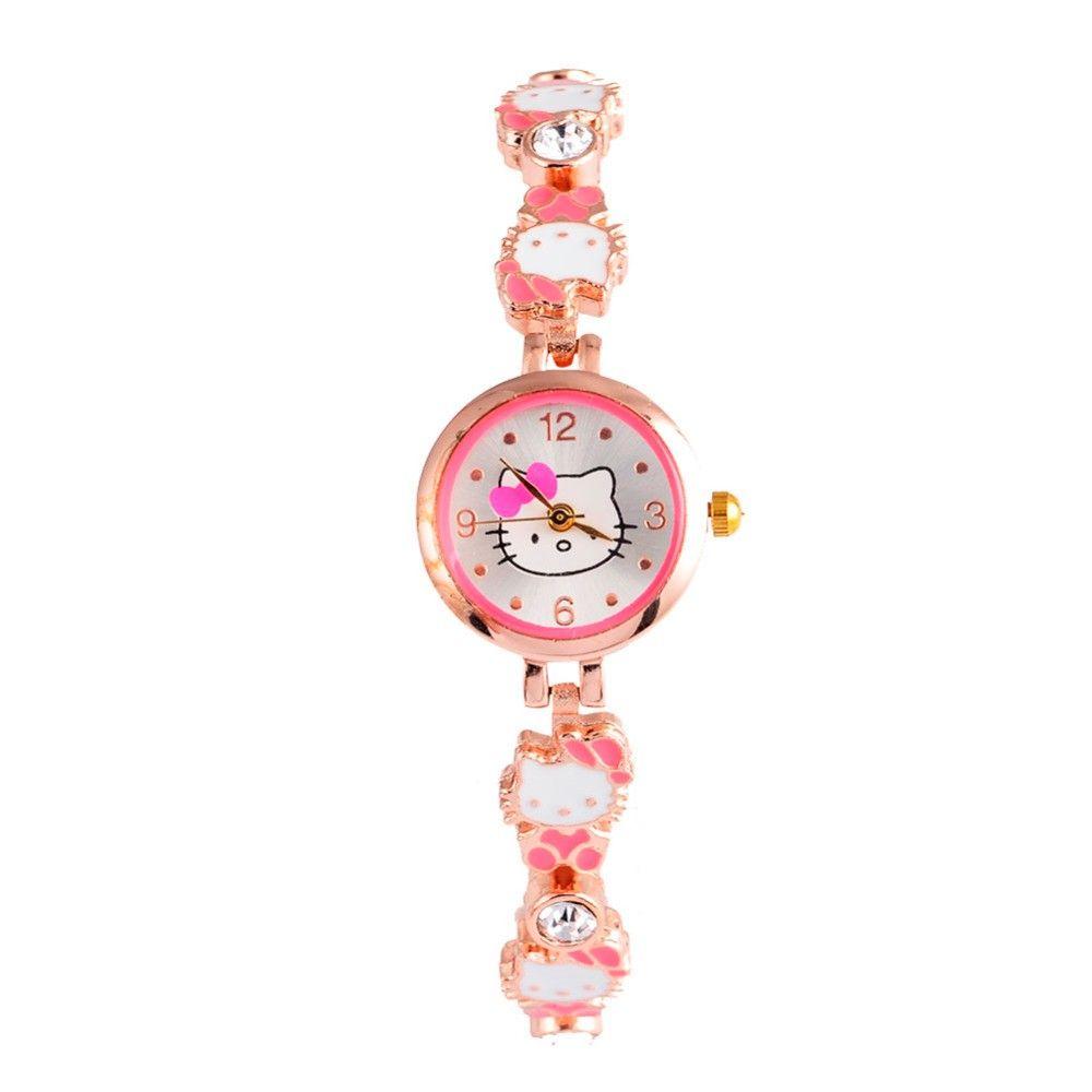Наручные часы для девочки HELLO KITTY