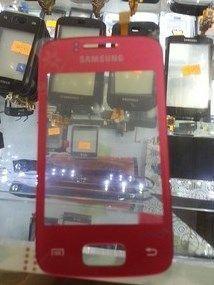 "Тачскрин Samsung S6102 Galaxy Y Duos (red, ""La Fleur"") Оригинал"