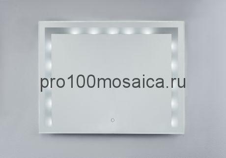 NSM-505 Зеркало с LED подсветкой, размер 800*600 мм (NS Bath)
