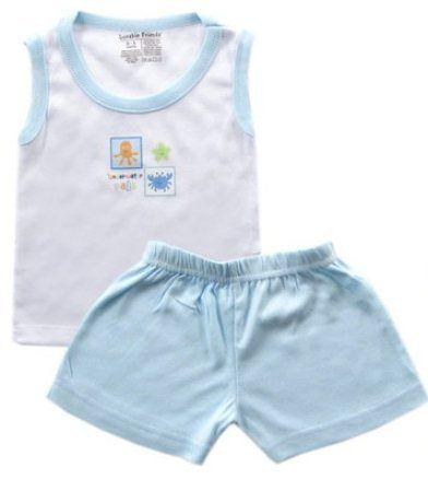 Комплект - майка и шорты