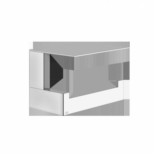 Gessi Rettangolo Держатель для туалетной бумаги 20849