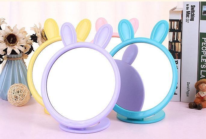 Двустороннее настольное зеркало Rabbit Double Mirror