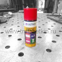 Краска-спрей ULTIMA (красная RAL 3020)