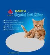 Haoyu Crystal Cat Впитывающий силикагелевый наполнитель (3,6 кг)