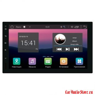 """UNIVERSAL 2din (Android 7) 7"""" SWAT AHR-5280"""