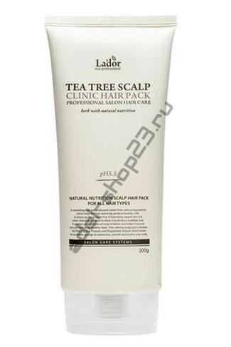 Lador - Маска для кожи головы с экстрактом чайного дерева