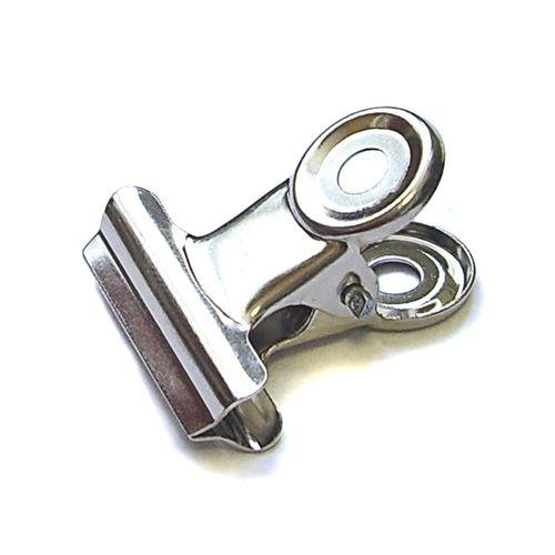 Прищепка для арки зажим средний 38 мм (инструмент для поджатия арочных ногтей)