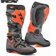 Мотоботы TCX Comp Evo 2 Michelin, Серый/Оранжевый