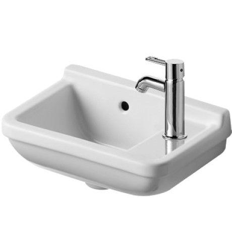 Раковина для ванной комнаты Duravit Starck 3 075140 40х26 см ФОТО