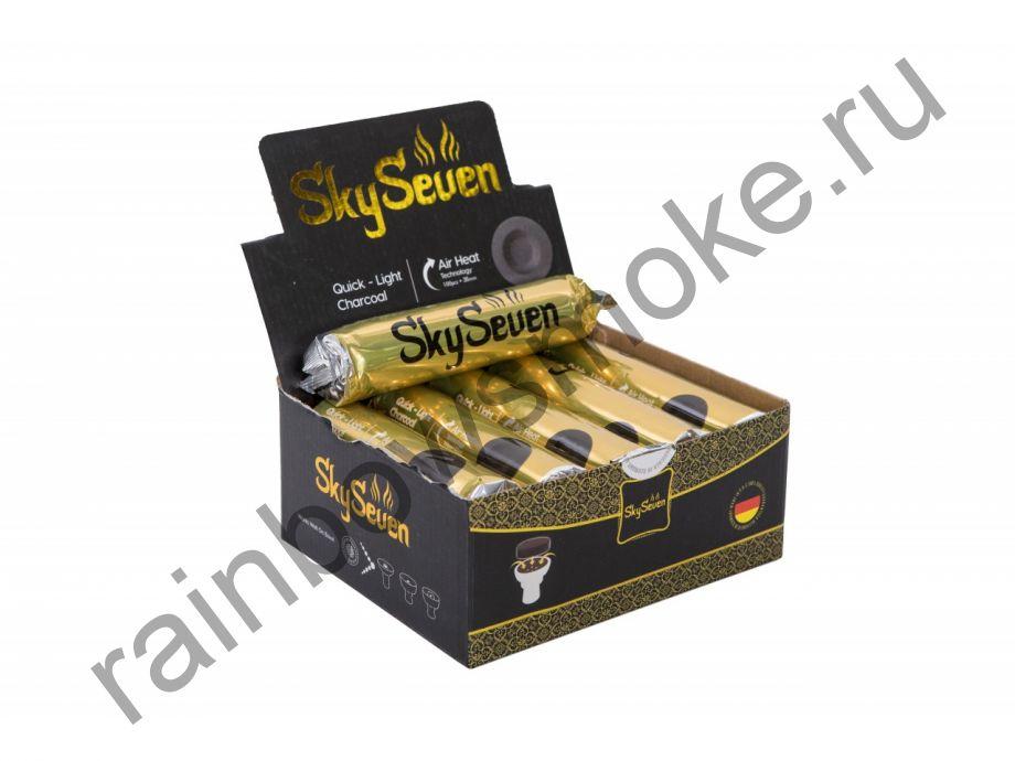 Уголь для кальяна SkySeven G35