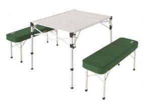 Стол раскладной со скамейками Coleman 2000010516